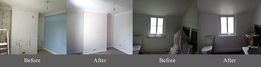 Commercial Decorating in Chippenham