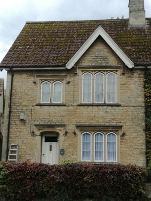 exterior decorating in Calne