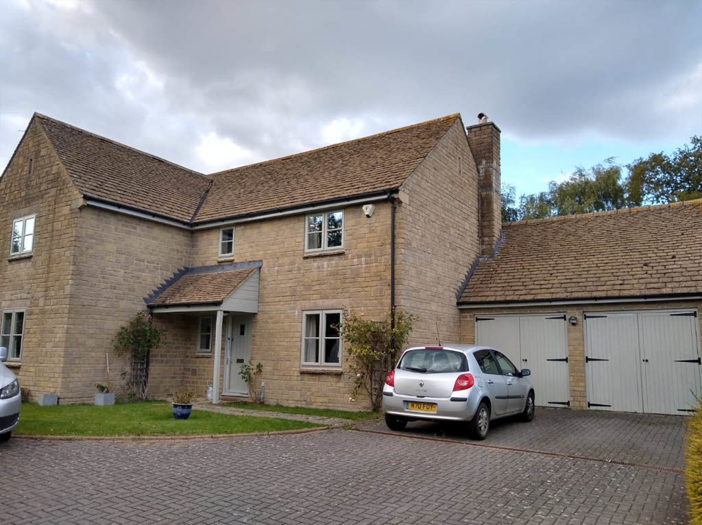 External Painting in Malmesbury
