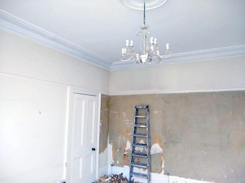 Redecorating in Chippenham