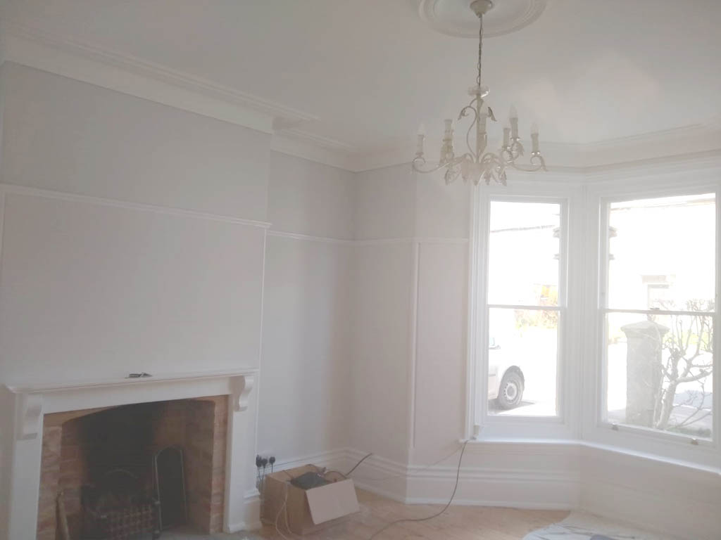 House Redecorated in Chippenham